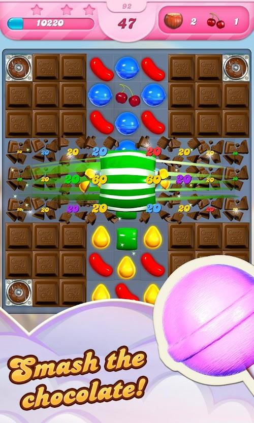 Screenshot 3 Candy Crush Saga 1.139.0.1 APK MOD