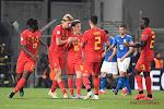 Yari Verschaeren beleefde twee primeurs tegen Italië en kroonde zich tot jongste doelpuntenmaker ooit van het toernooi