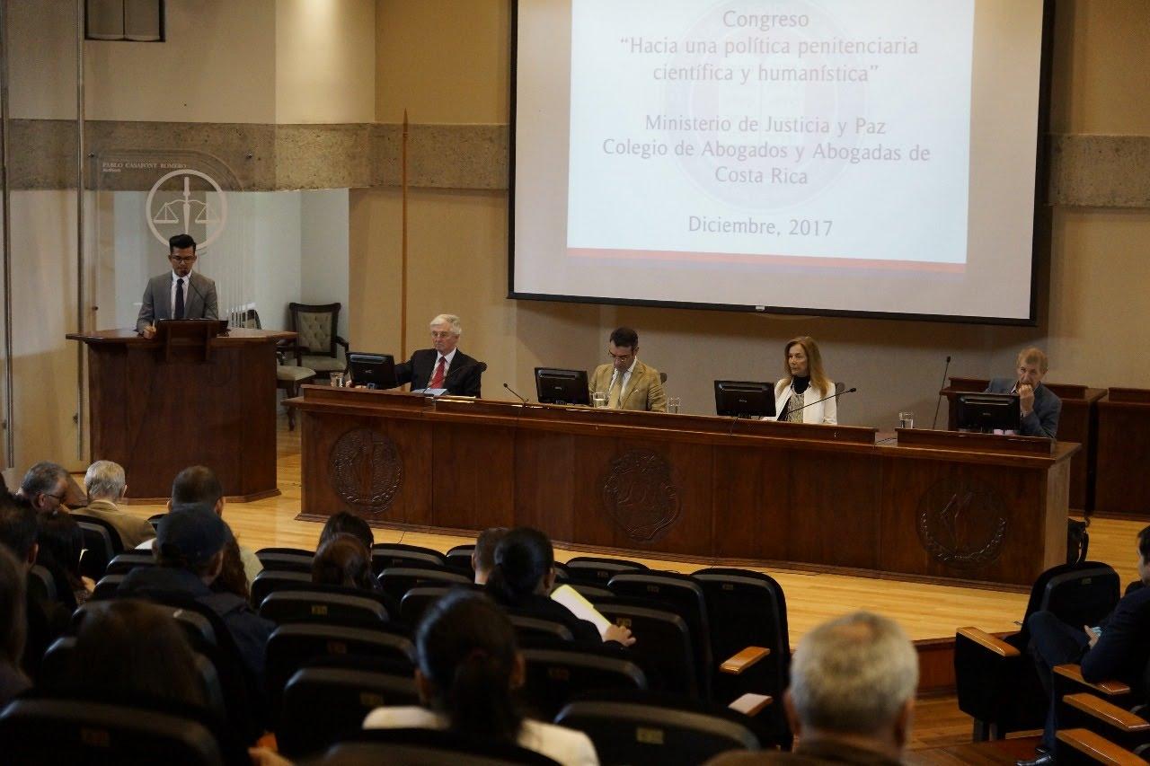 Imagen MINISTERIO DE JUSTICIA Y PAZ PRESENTÓ LA PRIMERA POLÍTICA PENITENCIARIA DE COSTA RICA