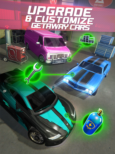 Highway Getaway: Police Chase  screenshots 9