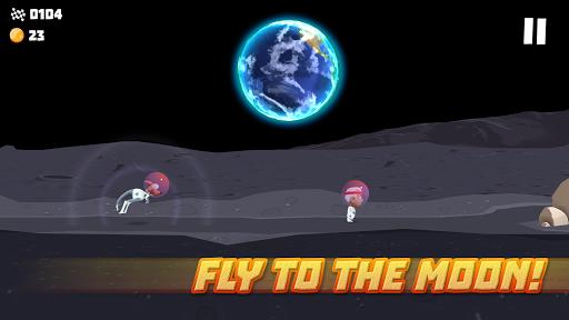 Kangoorun: Fly to the Moon android2mod screenshots 4