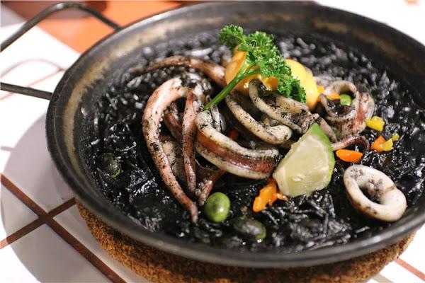 台北美食-好飯食堂 How Fun 精緻又好料的西班牙燉飯 就連烤牛肉串也好好食!!