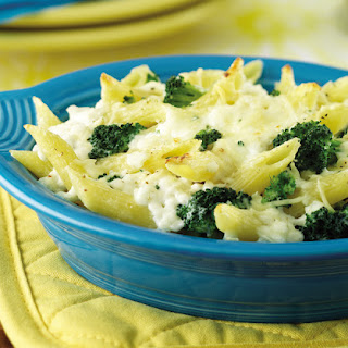 Broccoli & Cheese Pasta