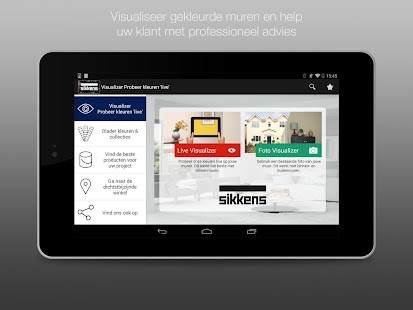 Sikkens NL- screenshot thumbnail