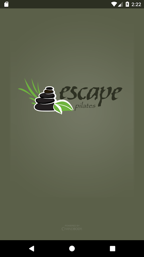 Escape Pilates Studio- screenshot