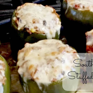 Healthier Stuffed Peppers.