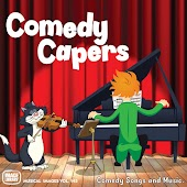 Comedy Capers: Musical Image, Vol. 145 (Comedy Songs and Music)
