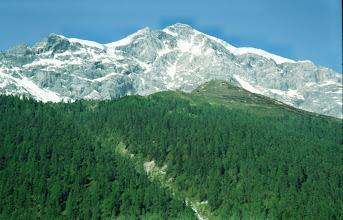 Photo: Ortler, Italien, Besteigung über Hintergrat 1991