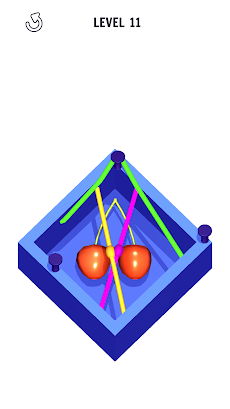 3D 結び目 ゴーのおすすめ画像2