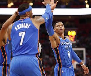 Opnieuw sensationele transfer in de NBA: Russell Westbrook verlaat Oklahoma