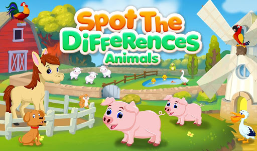 Spot the Differences Animals v1.0.0