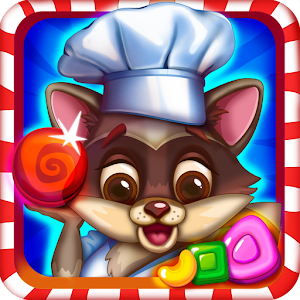 Candy Cookie Shop – a match 3 adventure