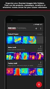 RIDGID Thermal - náhled