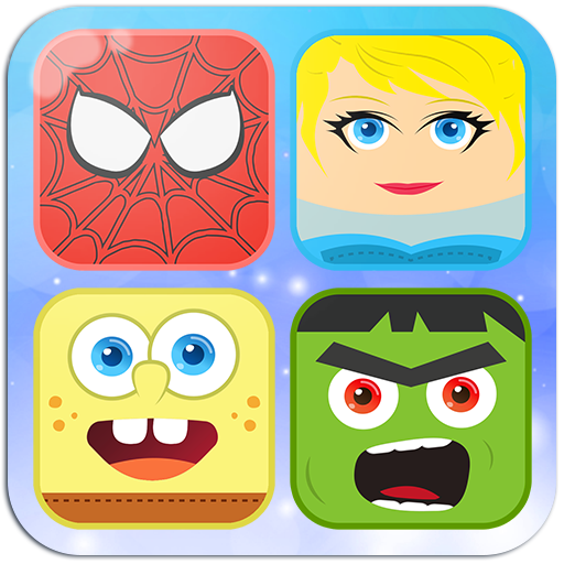 Memory Cartoon Game for Kids 休閒 App LOGO-APP開箱王