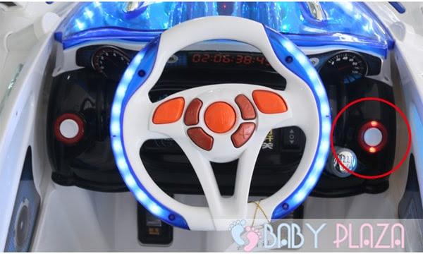 Ô tô điện trẻ em YH-99169 11