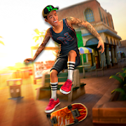Nyjah Huston: #SkateLife - A True Skate Game