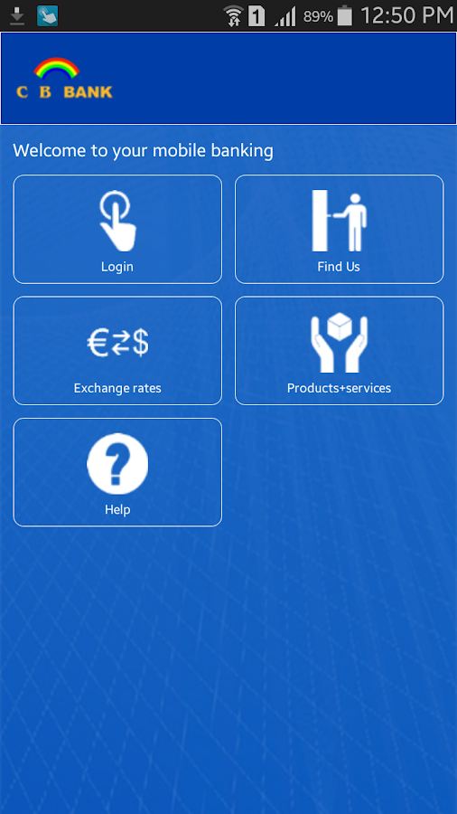 CB Bank Mobile Banking- screenshot