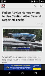 WTRF 7 NEWS - náhled