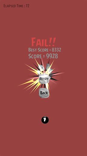 occo - The Best Free One Hand Game - Free  screenshots 5