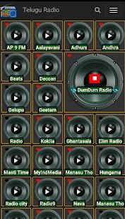 Telugu Radio - Listen to Telugu Internet Radio - náhled