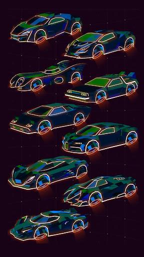 Neon Flytron screenshots 4