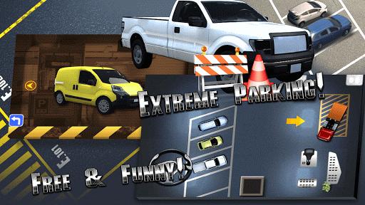 疯狂停车模拟器