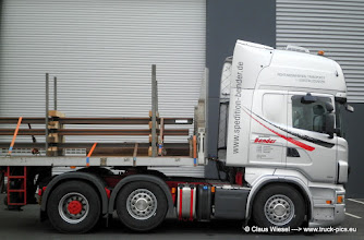 Photo: R 480 : BENDER - der Schwerlast Profi aus Freudenberg! -------> www.truck-pics.eu