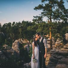 Wedding photographer Honza Martinec (honzamartinec). Photo of 01.10.2015