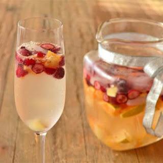 Sparkling Wine Sangria Recipes
