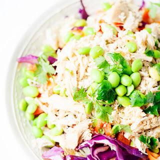 Lighter Chinese Chicken Salad