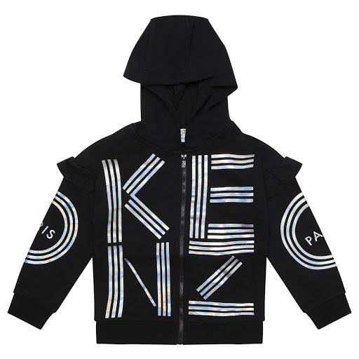 Primary image of Kenzo Kids Holographic Logo Top