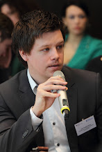 Photo: Carl Fredrik Riise from the Equality and Anti-Discrimination Ombudsman in Norway