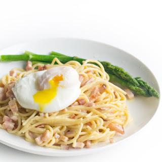Eggs Benedict Spaghetti