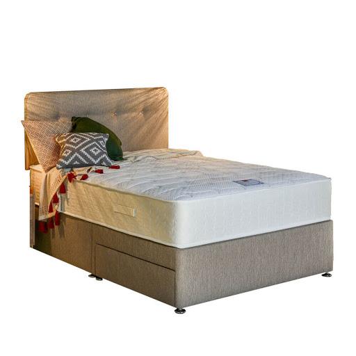 Slumberland React Memory 1400 Divan Bed