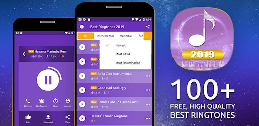 Top 100+ New Ringtones 2019 Free | For Android™ - Apps on