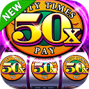Huge Win Slots: Real Free Huge Classic Ca 2.37.1 APK ダウンロード