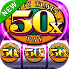 Huge Win Slots: Real Free Huge Classic Casino Game icon