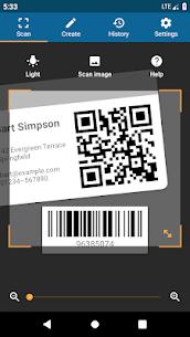 QRbot: QR & barcode reader 2.6.1 Unlocked MOD APK Android 1