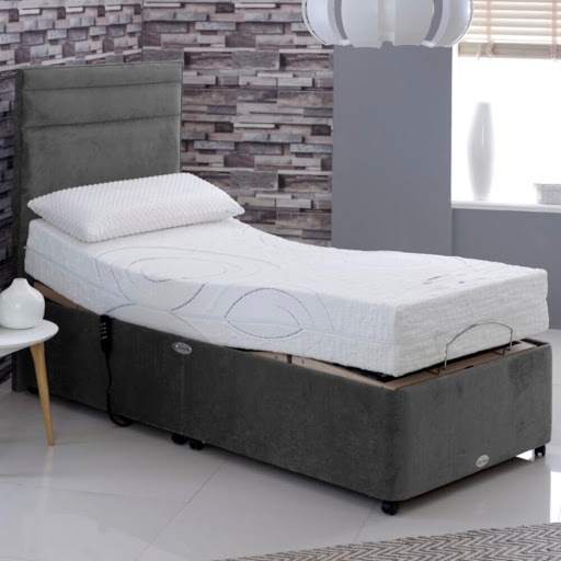 Healthbeds Memoryflex-Matic Adjustable Bed