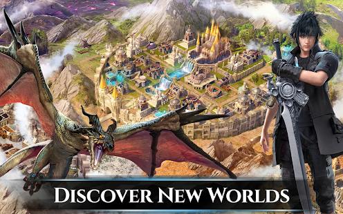 Final Fantasy XV: A New Empire for PC-Windows 7,8,10 and Mac apk screenshot 3