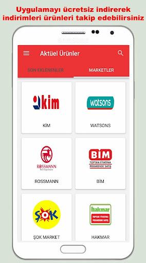 Aktüel Ürünler Katalogları & Broşürleri app (apk) free download for Android/PC/Windows screenshot