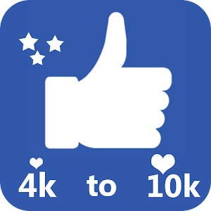 4K to 10K Liker for PC