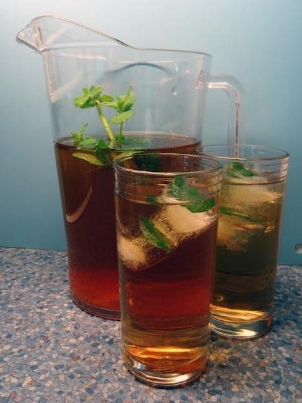 Maple Iced Tea Recipe
