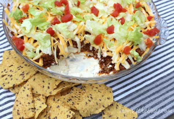 Beefy Taco Dip Recipe