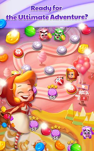 Lollipop & Marshmallow Match3 4.5.3 screenshots 4