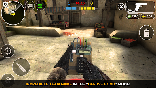 Counter Attack – Multiplayer FPS MOD (Unlimited Money) Full App+Data 4