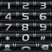 THEME METAL BLACK FOR EXDIALER