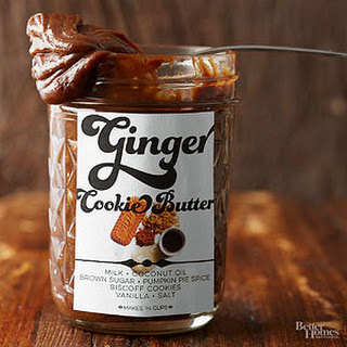 Ginger Cookie Butter
