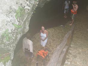 Photo: Cenote Aktunchen - zwischen Playa del Carmen und Tulum