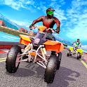 Light ATV Bike Stunts Racer icon